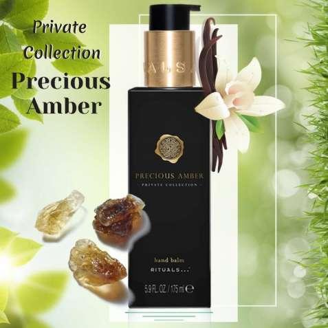 Бальзам для рук. Rituals Precious Amber Производство Нидерланды 175мл