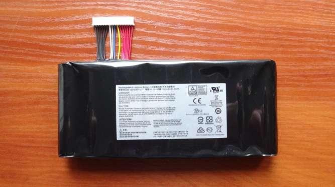 Оригинальная аккумуляторная батарея MSI BTY-L77 GT72 83.25Wh
