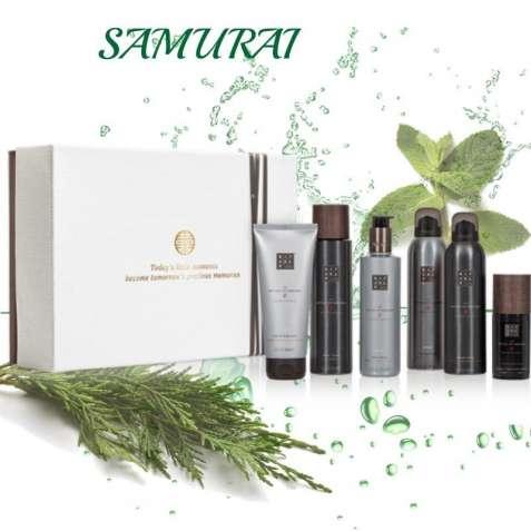 Подарочный набор для мужчин Rituals of Samurai. (XL)