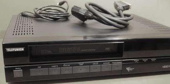 Videorekorder TELEFUNKEN A930 S