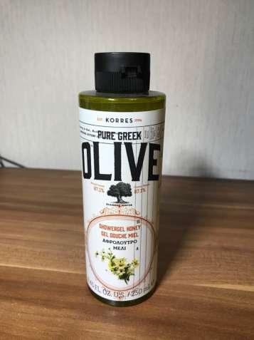 Гель для душа Olive