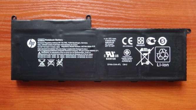 Оригинальная аккумуляторная батарея HP Envy LR08XL 4750mAh
