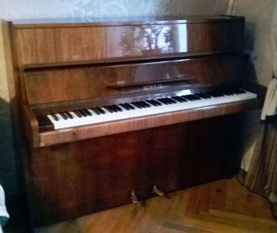 Чешское фортепиано Petrof SCHOLZE 1977 г.