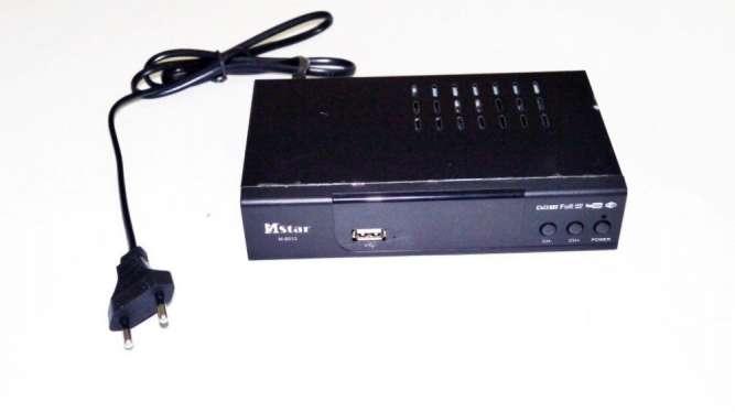 Mstar M-6010 Внешний тюнер DVB-T2 USB+HDMI с возможностью подключить W - изображение 4