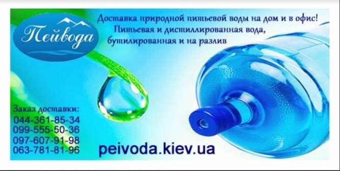 Доставка питьевой воды Киев