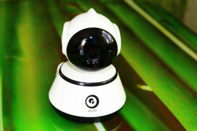Поворотная Wi-Fi IP камера DIGOO BB-M1 720P видеоняня ИК