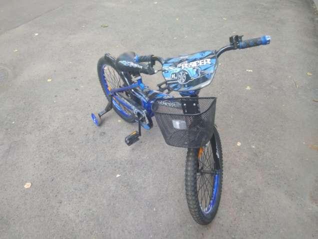 Дитячий двух колісний велосипед