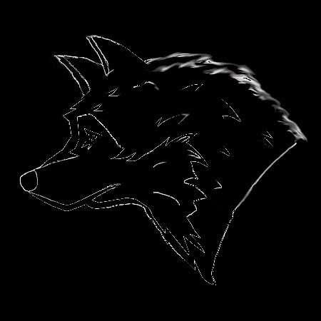 Продам картинку вовка