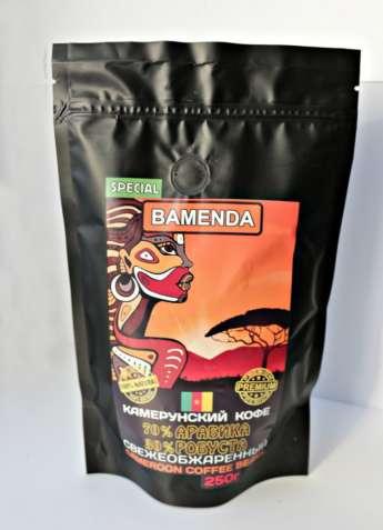 Продам Камерунский кофе фасованный и обжаренный ( опт)