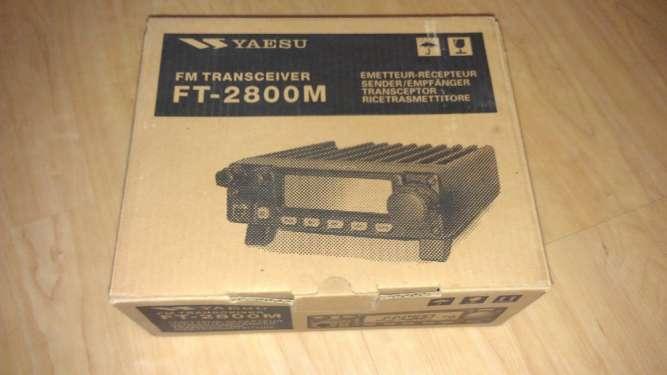 Рация Yaesu FT 2800M