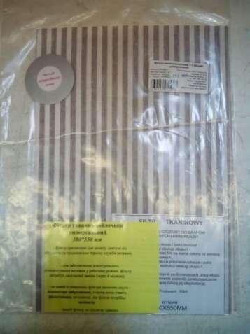 Войлочный тканевой универсальный фильтр для кухонной вытяжки 380*550мм
