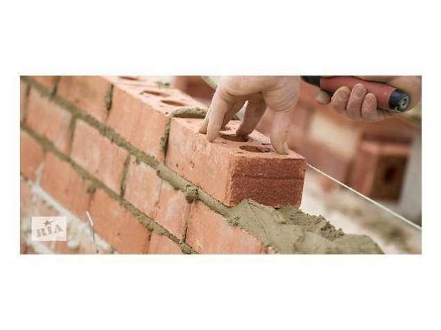 Строительной компании в Литве (Вильнюс) в Германии требуются Каменщики