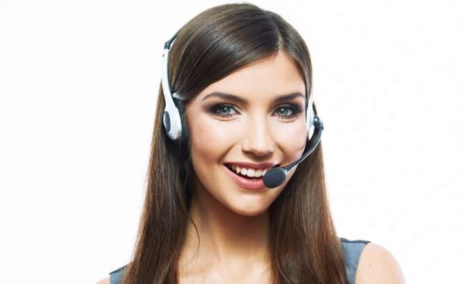 Оператор на телефон в офис массажного салона