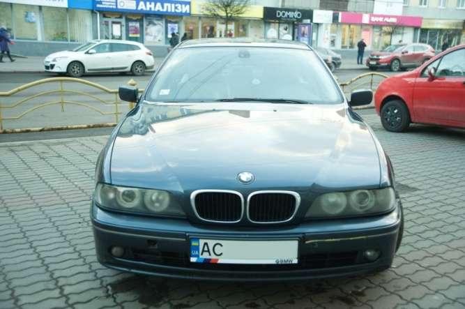 Продам комфортне та надійне сімейне авто BMW 520 D