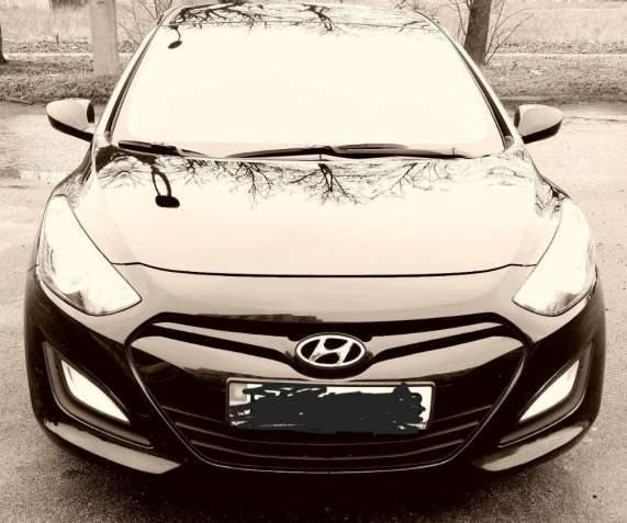 Продам Hyundai I30 2013 року з ГБО