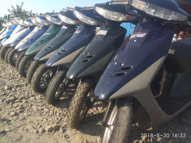 Продам скутер Хонда Діо 27 з контейнера з Японії