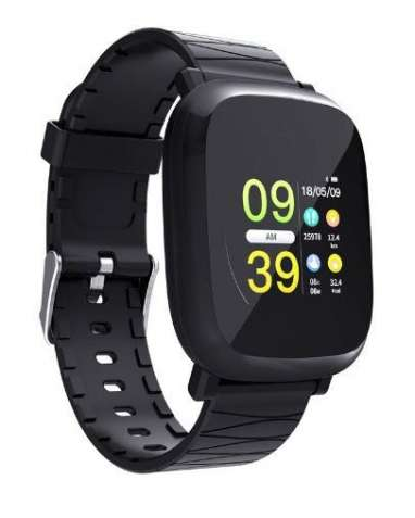 Смарт часы(фитнес браслет)Bakeey M30(давление,пульс)