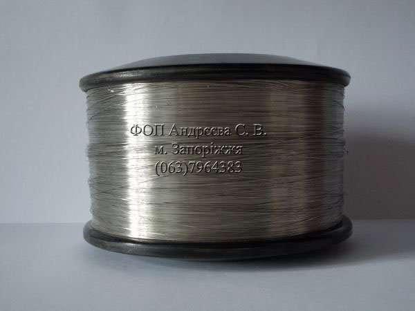 Нихром Х20Н80, Х15Н60 проволока, полоса для нагревателей