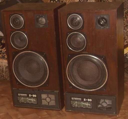Колонки Радиотехника S-90
