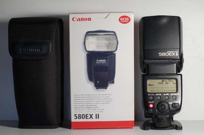 Лучшая вспышка Canon 580EXII