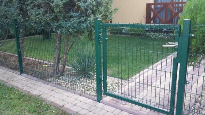 Ворота из сетки Классик H-1.48м, L-6м