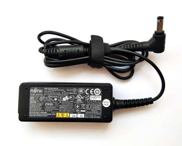 Блок Питания Fujitsu 20V 2A 40W AC/DC Adapter ADP-40PH AD Зарядка БП