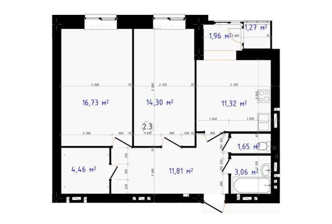 Осталось всего 3 квартиры от застройщика ЖК Одесская Чайка