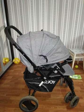 Прогулочная коляска Joy T100  книжка