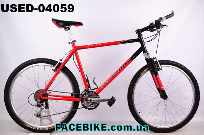 БУ Горный велосипед Schwinn-Гарантия,Документы-Большой выбор!