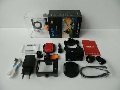 Экшн камера EKEN H9R Ultra HD 4K