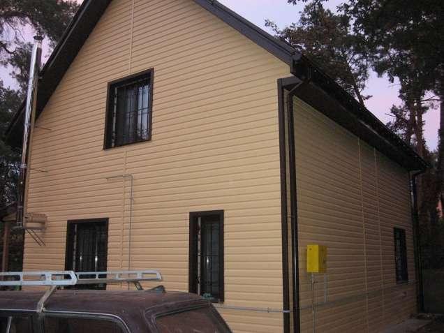 Утеплення стін будинків пінопластом калуш.