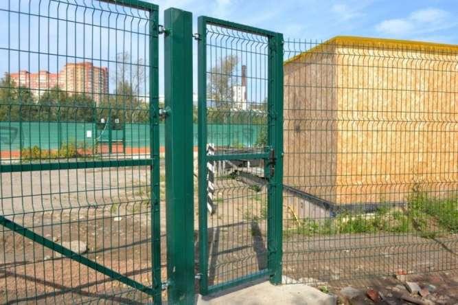 Ворота из сетки Классик H-1м, L-4м