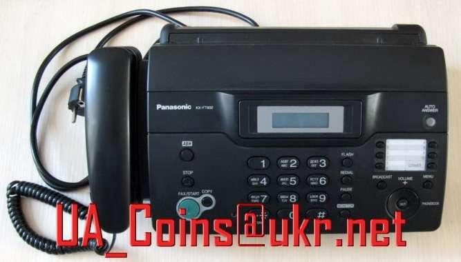 Факсимильный аппарат Panasonic KX-FT932UA