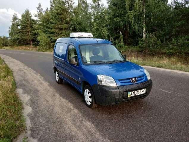 автомобиль Peugeot Partner 1,9D – рефрижератор