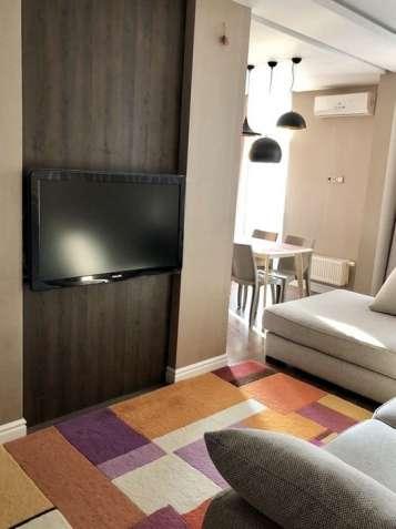 Продаётся двухкомнатная квартира с террасой   в ЖК Комфорт Таун