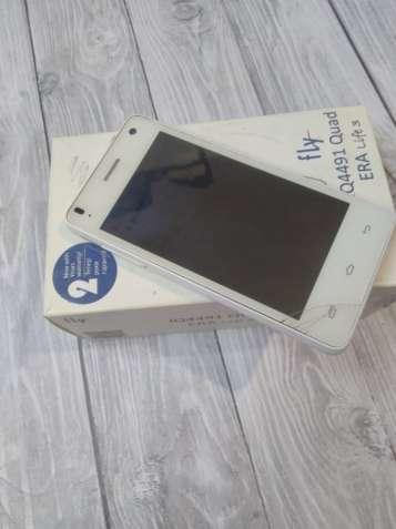 Продам Fly IQ4491 Quad ERA Life 3 White