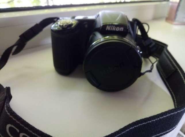 Новый фотоаппарат Nikon Coolpix L830
