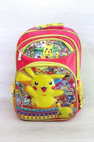 Рюкзак школьный розовый 37 х 30 х 13 см TENNIS 1112