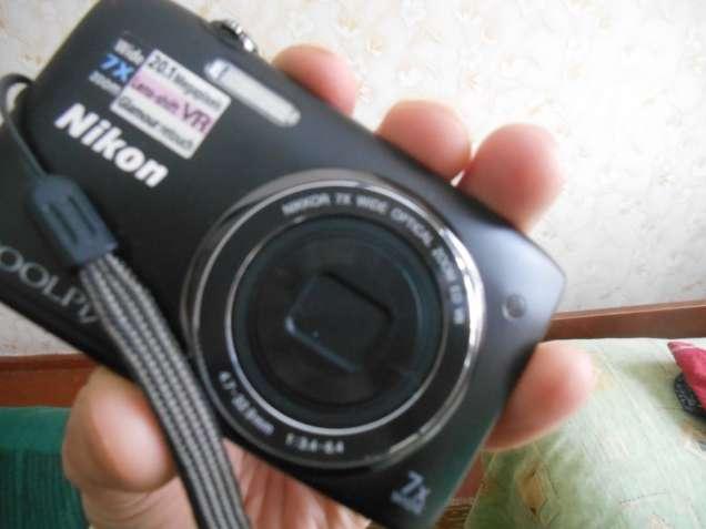 Цифровик Nikon S3500