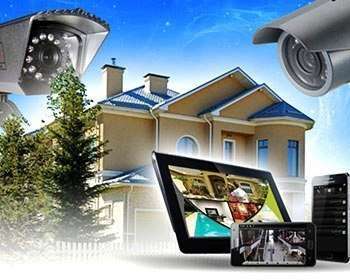 CCTV, Системы охраной и пожарной сигнализации.