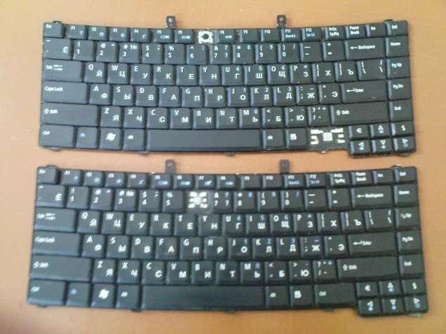 Продам на запчасти, ремонт клавиатуры Aser Aspire/Extensa/TravelMate