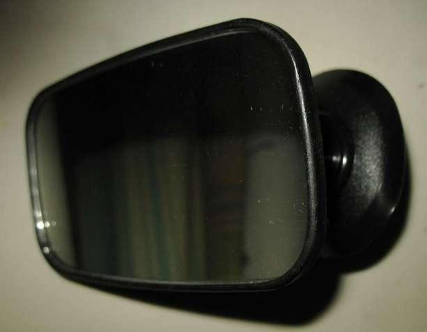Зеркало внутрикабинное дополнительное.