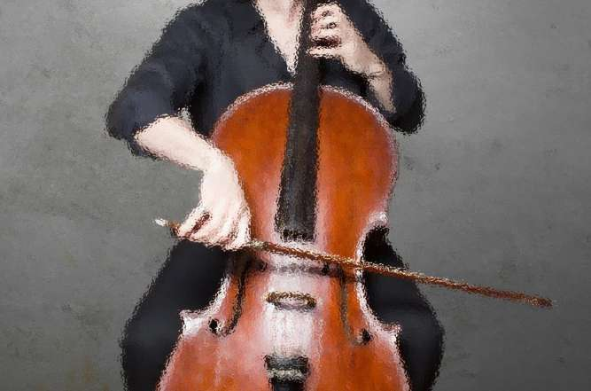 Уроки игры на виолончели, музыкальная грамота . Киев