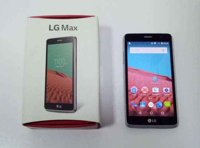 Мобильный телефон LG Max X155