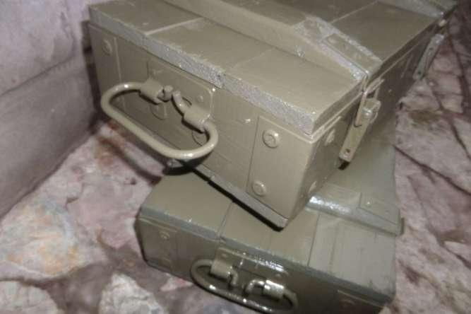 Ящик армейский деревянный