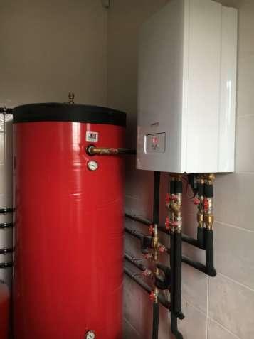Монтаж систем отопления в частных домах, квартирах и офисах