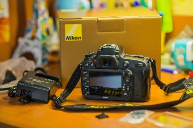 Nikon d610 body продам