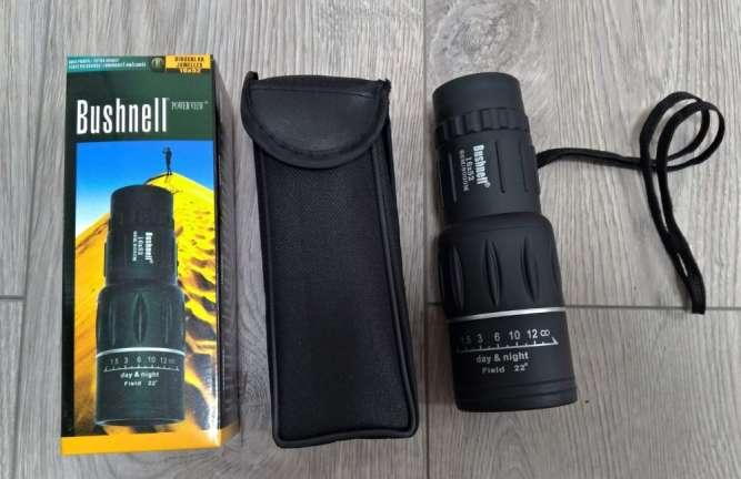Bushnell 16х52 + чехол монокуляр, монокль, подзорная труба Бушнелл