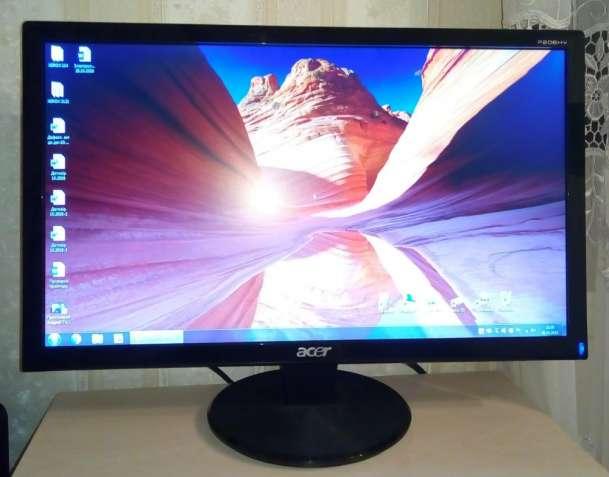 монитор Acer P206HV, 20 дюймов