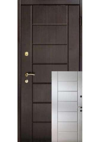 Входные металлические двери-бронедвери на МДФ-3900 грн. Честные цены.